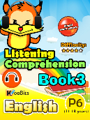 Listening Comprehension - Primary 6 - Book 3