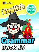 Grammar - K2 - Book 019