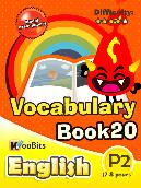 Vocabulary - Primary 2 - Book 20