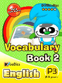 Vocabulary - Primary 3 - Book 2