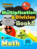 Multiplication & Division - P1 - Book 8