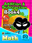 Addition & Subtraction - P2 - Book 4