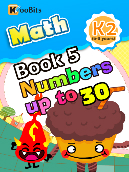 Numbers up to 30 - K2 - Book 5