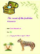 The secret of the forbidden treasure