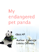 My endangered pet panda