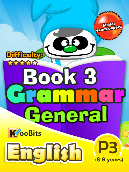 Grammar - Primary 3 - Book 3