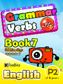Grammar - Verbs - Primary 2 - Book 7