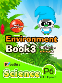Environment - Primary 6 - Book 3