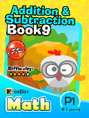 Addition & Subtraction - P1 - Book 9
