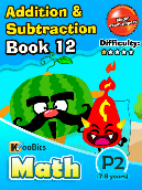 Addition & Subtraction - P2 - Book 12