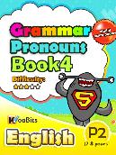 Grammar - Pronouns - Primary 2 - Book 4
