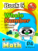 Whole Numbers - P4 - Book 5
