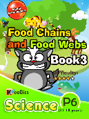 Food chains and Food webs - Primary 6 - Book 3