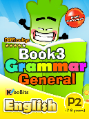 Grammar - Primary 2 - Book 3