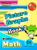 Picture Graphs - P1 - Book 2