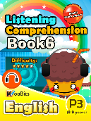 Listening Comprehension - Primary 3 - Book 6