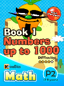 Numbers up to 1000 - P2 - Book 1