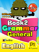 Grammar - Primary 1 - Book 2