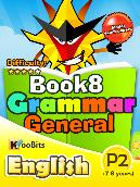 Grammar - Primary 2 - Book 8