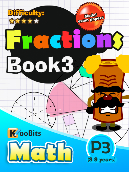 Fractions - P3 - Book 3