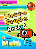 Picture Graphs - P2 - Book 6