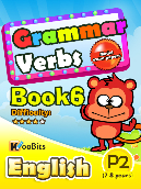 Grammar - Verbs - Primary 2 - Book 6