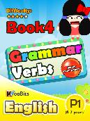 Grammar - Verbs - Primary 1 - Book 4