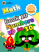 Numbers up to 30 - K2 - Book 10
