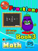 Fractions - P5 - Book 3