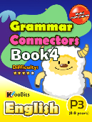 Grammar - Connectors - Primary 3 - Book 4
