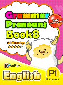 Grammar - Pronouns - Primary 1 - Book 8