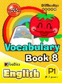 Vocabulary - Primary 1 - Book 8