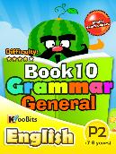 Grammar - Primary 2 - Book 10