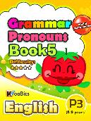 Grammar - Pronouns - Primary 3 - Book 5