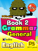 Grammar - Primary 5 - Book 2