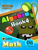 Algebra - P6 - Book 4