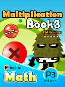 Multiplication - P3 - Book 3