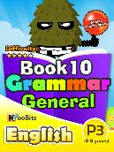 Grammar - Primary 3 - Book 10