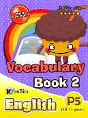 Vocabulary - Primary 5 - Book 2