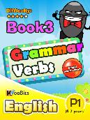 Grammar - Verbs - Primary 1 - Book 3