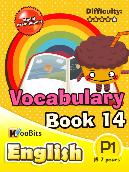 Vocabulary - Primary 1 - Book 14