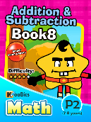 Addition & Subtraction - P2 - Book 8