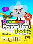 Grammar - Prepositions - Primary 3 - Book 2