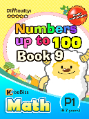 Numbers up to 100 - P1 - Book 9