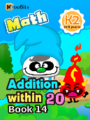 Addition within 20 - K2 - Book 14