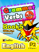 Grammar - Verbs - Primary 2 - Book 5