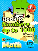 Numbers up to 1000 - P2 - Book 8