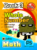 Whole Numbers - P5 - Book 3