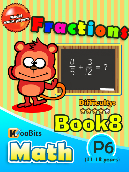 Fractions - P6 - Book 8