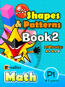 Shapes & Patterns - P1 - Book 2